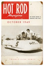 Retro Hot Rod Magazine 18172 Tin Sign