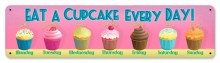 Cupcake Everyday Sign