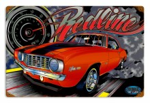 Muscle Z28 Redline Sign