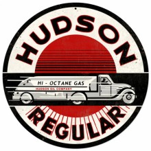 Hudson Regular Sign