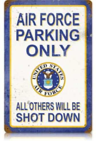 air-force-parking-sign