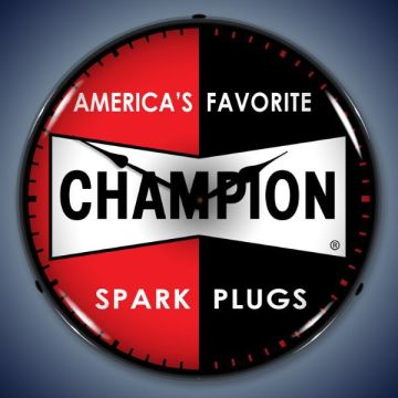 champion-spark-plugs-clock