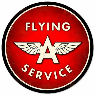 flying-a-gasoline-sign